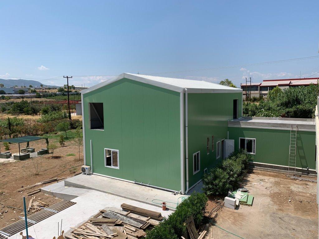 Νέο κτίριο νηπιαγωγείου